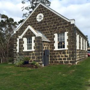 Mernda Presbyterian Church.