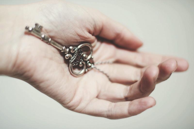 Jesus Has The Key of David